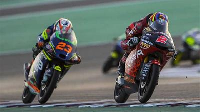 Moto3 Portimao: Rider Indonesian Racing Start dari P4