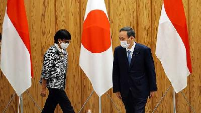 Japan, Indonesia Bolster Security Ties