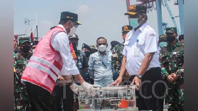 KNKT: It Takes 1 Week to Read CVR of Crashed Sriwijaya Air Jet