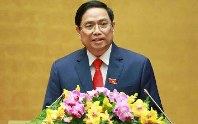 Vietnam PM Pham Minh Chinh Scheduled to Meet President Jokowi