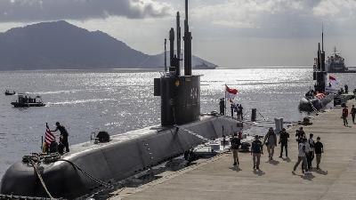 Navy: Missing Submarine Has Oxygen Reserve Until Saturday