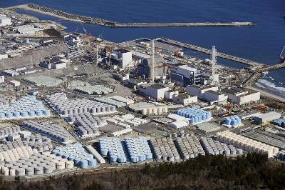 Japan Plans to Release Contaminated Fukushima Water into Sea