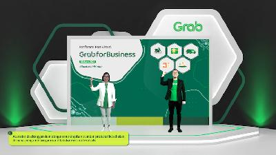 Lembar Fakta: Grab Business Forum 2021