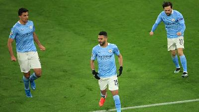 Manchester City Reach Champions League Semis with 2-1 Win at Dortmund