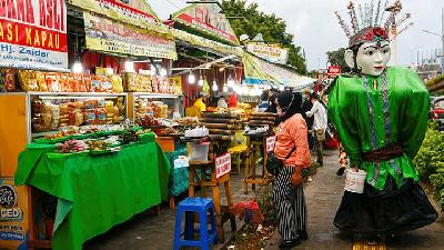TMII Holds Ramadan Culinary Bazaar until May 10