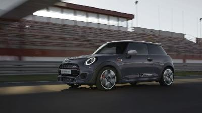 MINI John Cooper Works GP Inspired Edition Dijual Terbatas