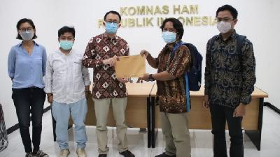 Komnas HAM Urges Police to Investigate Persecution of Tempo Journalist