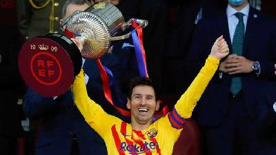 Barcelona Gabung European Super League, Lionel Messi Bakal Hengkang?