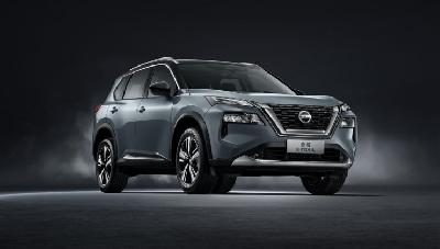 All New Nissan X-Trail Debut di Auto Shanghai 2021, Ini Penampakannya