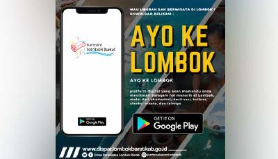 West Lombok Launches 'Ayo ke Lombok' App to Attract Tourists