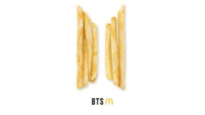 New BTS Meal from McDonald's; Indonesian BTS Army Must Wait until June