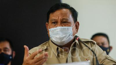 Gerindra Will Pursue Prabowo Subianto as 2024 Presidential Candidate