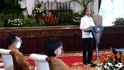 Jokowi Orders Regional Govts to Establish Research Agency