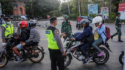 Jakarta Bans Eid Homecoming Travels within Jabodetabek
