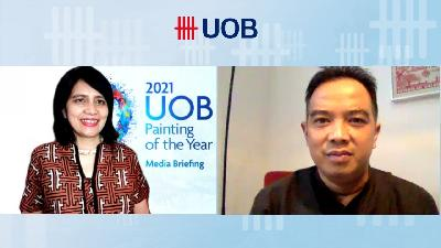 UOB Indonesia Gelar UOB Painting of the Year