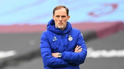 Chelsea vs Arsenal Malam Ini, Tuchel: Mental Juara The Blues Warisan Lampard