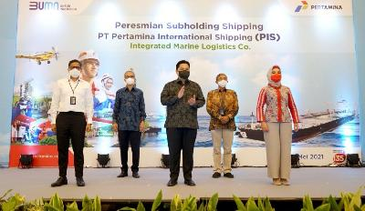Strategi PT Pertamina International Shipping Jadi Pemain Global