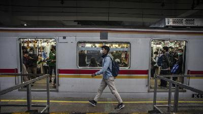 Eid Al Fitr: Commuter Line Remains Operational, With Restrictions