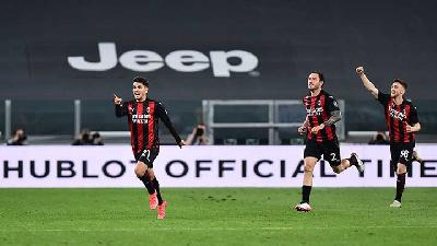 Juventus in Danger of Missing Out On Top Four After Loss to AC Milan