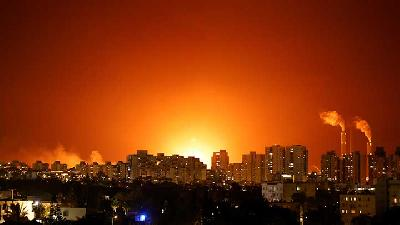 Gaza Rocket Attack Hits Israeli Energy Pipeline near Ashkelon