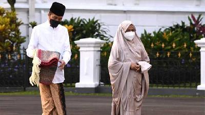 Eid al-Fitr: Jokowi Also Greets Christians on Ascension Day of Jesus Christ