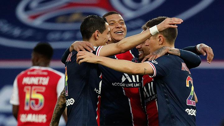 Hasil Ligue 1: PSG Gilas Reims 4-0